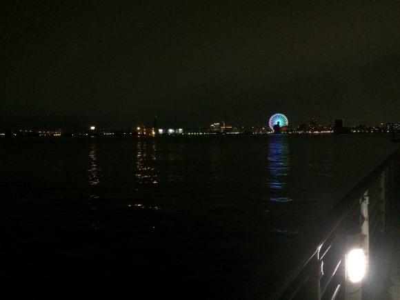 海遊館観覧車釣り