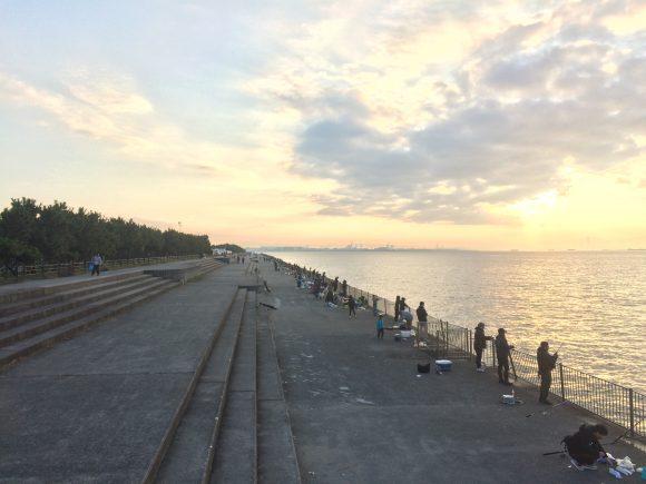 大阪湾タチウオポイント